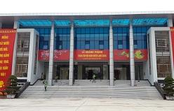 Trung tâm hội nghị huyện Lạng Giang