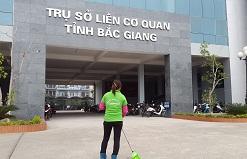 Trụ sở liên cơ quan tỉnh Bắc Giang